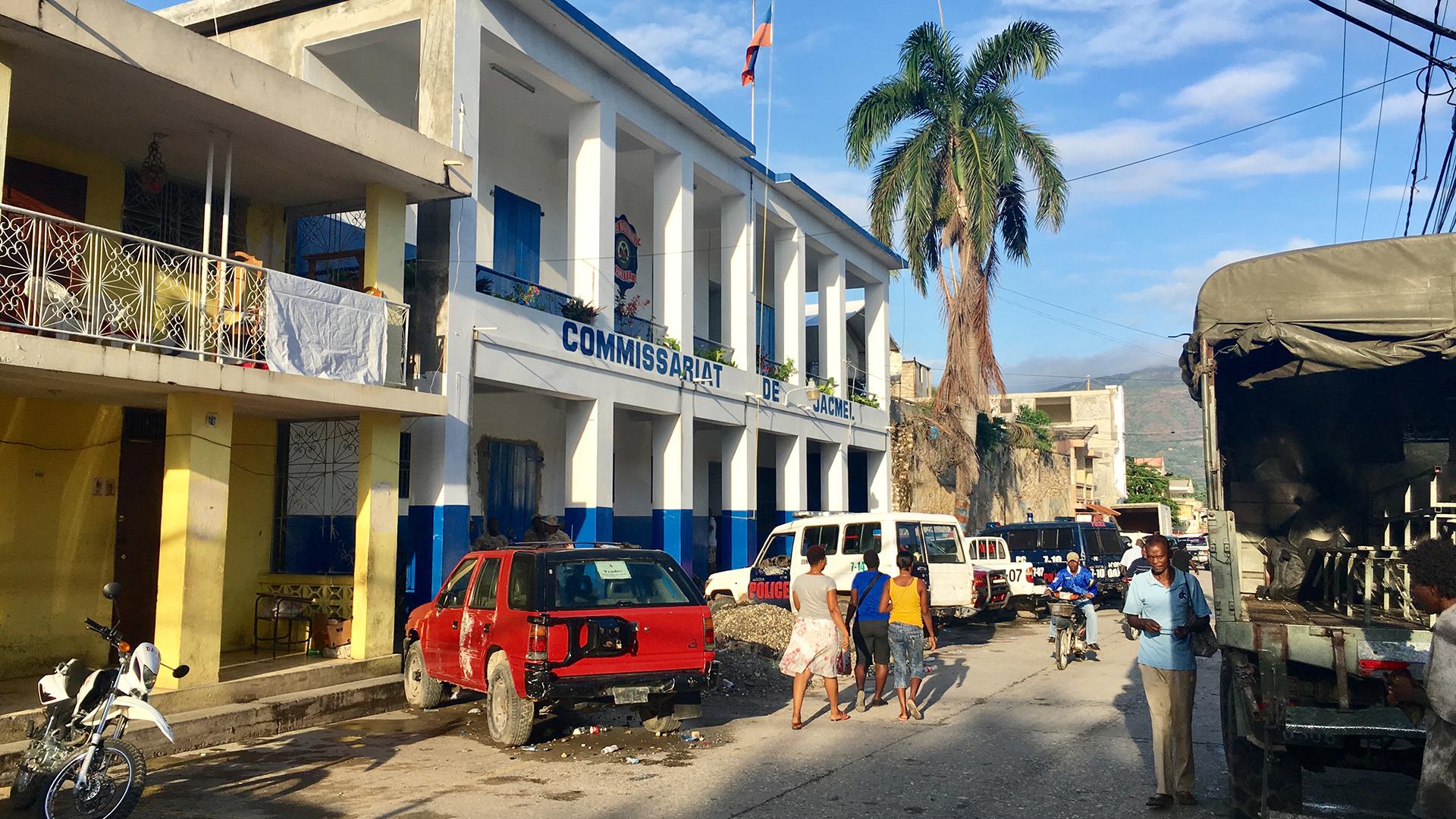 Tutti Blixt - Haiti
